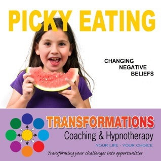 Picky Eating - Transformations Coaching & Hypnotherapy