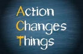 Action brings success