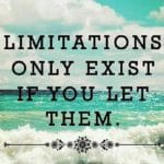 Don't let the past limit your success in the future